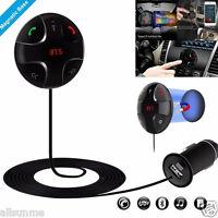 Kabelloses LCD Bluetooth 3.0 Automobil Kit MP3 FM-Transmitter USB Ladegerät