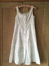 Cabbages & Roses Tennis Dress Fairy Rose Marine S/M