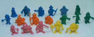 Lot de 18 figurines ASTERIX - DARGAUD Malabar / Lessive LEVER - BD Cartoon