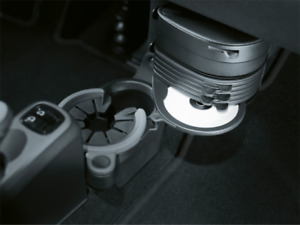 Genuine Smart Fortwo CD Stowage Box CD Holder 4516830075