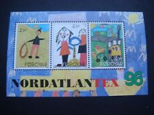 Faroe Islands 1996 Stamp Exhibiton Miniature Sheet  MNH SG MS 314
