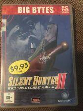 PC CD-rom Silent Hunter 2