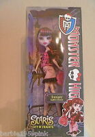 Mattel Monster High Scaris * City of Frights * Draculaura * NEW MIB