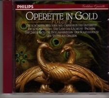 (CY14) Operette In Gold, Folge 2 - CD