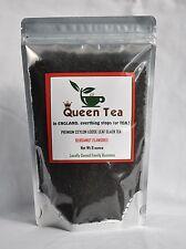 PREMIUM CEYLON LOOSE LEAF BLACK TEA - Grade A - Bergamot Flavored.