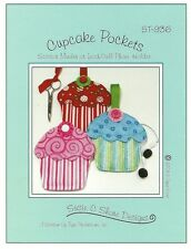 Susie C Shore Cupcake Pockets Pattern Free Us Shipping