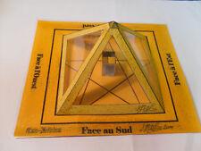 La Pyramide à souhait Magique Esotérisme dorée inédit++