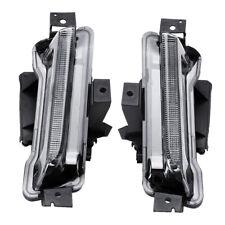 2 Stück LED DRL Nebel Licht Tagfahrlicht passt für Chevy Camaro ZL1 2016-2018