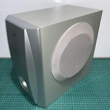 JVC - SP-WA35 - Passive Subwoofer - Silver - Surround Sound Component
