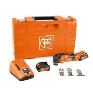 Fein 71293261090 12V AM300 MultiMaster Plus Start Cordless Oscillating Kit