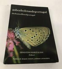 asborboletasdeportugal (The Butterflies of Portugal) - Ed. Ernestino Maravalhas