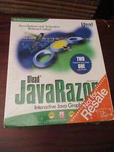 Ulead Javarazor Java Razor Software 1.0  (NEW)
