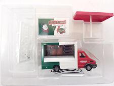 H0 5424 Busch Modell IVECO Verkaufswagen mit Beleuchtung und Zubeöhr 1:87 NEU