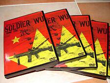Kampfkunst DVD-Serie SOLDIER WU(KungFu,Wing,Tsun,Chun,VingTsun)