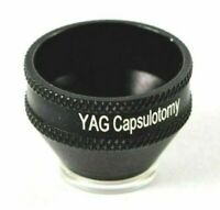 Yag Capsulotomy Lens For Laser Surgery Ophthalmology & Optometry