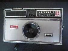 Vintage Kodak Instamatic 104 Camera USA