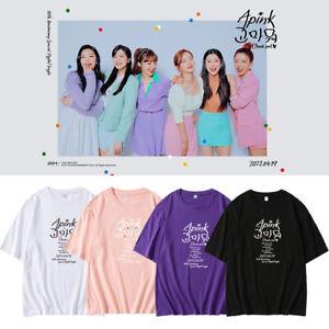 Apink T-SHIRT 10th Anniversary Special Digital Single Thank you Unisex Tshirt
