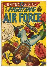 United States Fighting Air Force #24 1956- man in drag issue! VG