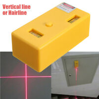 Level Laser Measurement Tool Right  Measure Cross Line Vertical Infrared NEW AU