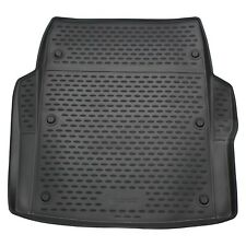 BMW 3 Series F30 12-18 Rubber Boot Liner Tailored Fitted Black Floor Protector