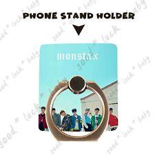 KPOP Monsta X SHINE FOREVER Mobile Phone Stand Holder Finger Ring Grip Shownu