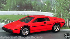 LOTUS ESPRIT S 1:64  (Red) Hot Wheels (MIP) Diecast Passenger Car Sealed