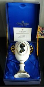 Coalport Elizabeth II Silver Jubilee 1977 limited edition Loving Cup 363/1000