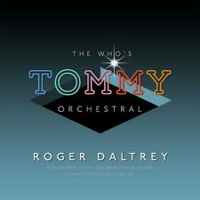 The Who's - Tommy Orchestral (Roger Daltrey) [CD] Sent Sameday*