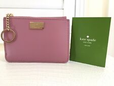 KATE SPADE New York bitsy arbour hill COIN CARD CASE KEY CHAIN NWT Authentic NEW