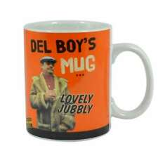 ONLY FOOLS AND HORSES DEL BOYS COFFEE MUG CUP NEW IN GIFT BOX