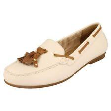 41 Sandali e scarpe bianche Piatto (Meno di 1,3 cm) per il mare da donna