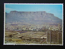 638 - MODERN PARKING AREA BUILT ON TOP OF THE NEW STATION CAPE TOWN - POSTCARD