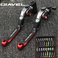 Levers For DUCATI DIAVEL /CARBON 2011-2015 Folding Extending Brake Clutch Levers
