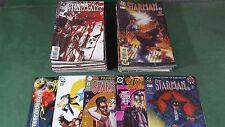 Starman 1-81 Complete Series +1M, Annual 2, Secret Files and Origins, One Shot