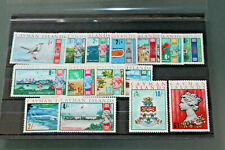 CAYMAN ISLANDS - 1969 DEFINITIVES - SET OF 15 - ALL UNMOUNTED MINT