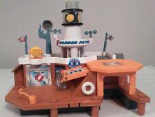 "1996 Micro Machines Exploration Series""Harbor Rescue Center"" Playset"