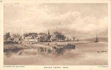 BR75377 govan ferry painting postcard t fairbairn    glasgow  scotland