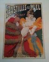 Lox/' Kina Loxa Vintage French Nouveau France Poster Print Advertisement