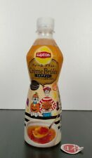 NEW 2020 Lipton Creme brulee Halloween Milk Tea 450ml FULL BOTTLE FREE SHIP