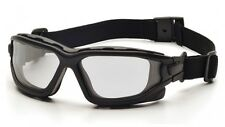 Pyramex I-Force Dual Pane Anti Fog Safety Glass Goggle, workwear, airsoft, paint