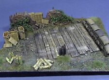 Resicast 1/35 WWI 6inch Howitzer Diorama Base