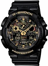 Casio G-SHOCK GA-100CF-1A9JF Big Case LIMITED Camouflage Series  From Jaapan