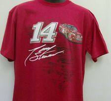 Tony Stewart 14 Old Spice Office Depot VF T- Shirt Adult Large Free Shipping