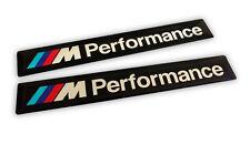 PAIR BMW M3 e36 Door Moulding Motorsport Emblem Badge 51132251378 M Performance