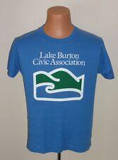 Vintage 1980's Lake Burton (Georgia) Civic Assoc. 50/50 T Shirt - Size M