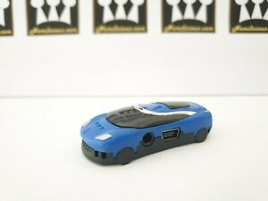 Mini sports Car MP3 player in Blue with accessories - Great for kids