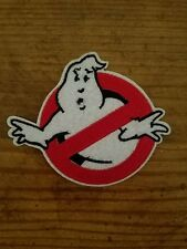 One Brand New Ghostbusters Logo Embroidered Patch GI JOE Transformers HE-MAN