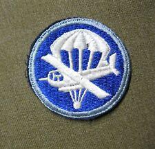 Blue / White Para -Glider Garrison Cap Badge.