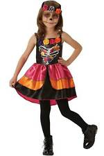 Rubie's Costume Sugar Skoll Carnevale Per Bambine Halloween 630708