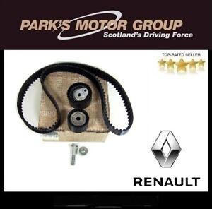 Genuine New Renault Clio Cam Belt Kit 2007 > 2013 130C19656R
